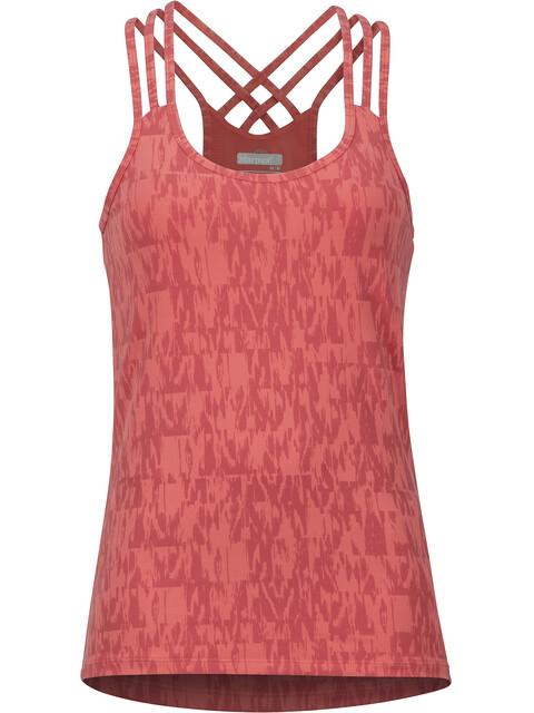 Marmot Vogue Tank Women Flamingo Wallflower